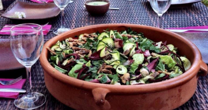 clean eating at ibiza retreats
