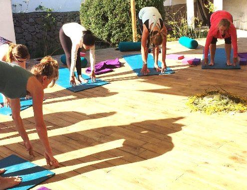 yoga B&B